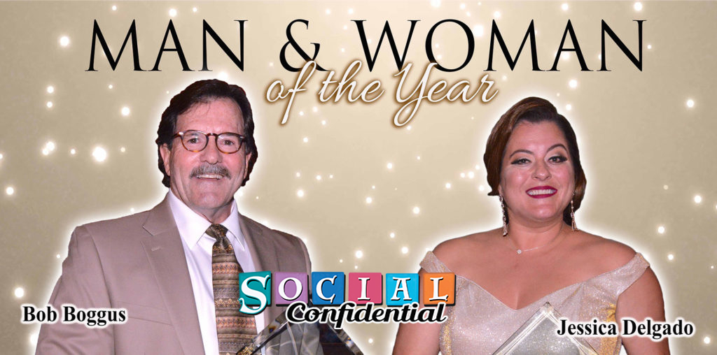 The McAllen Chamber has done a fabulous job in the selection of Bob Boggus and Jessica Delgado as McAllen's Man & Woman of the Year 2019