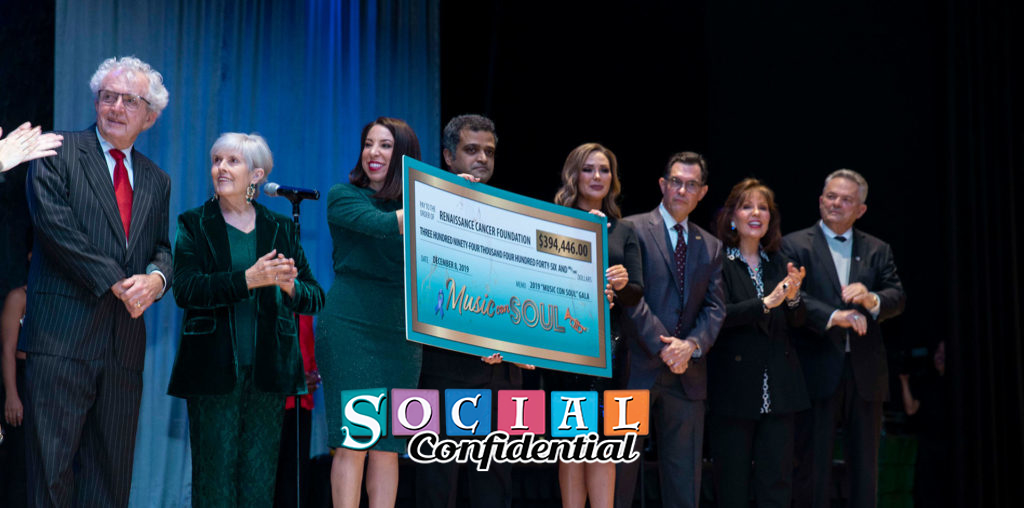 Renaissance Cancer Foundation Gala Raises $394,446.00